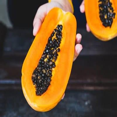 Você só pode salvar uma fruta de cada cor: 9