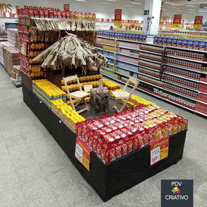 26 gênios brasileiros da decoração de supermercado 10