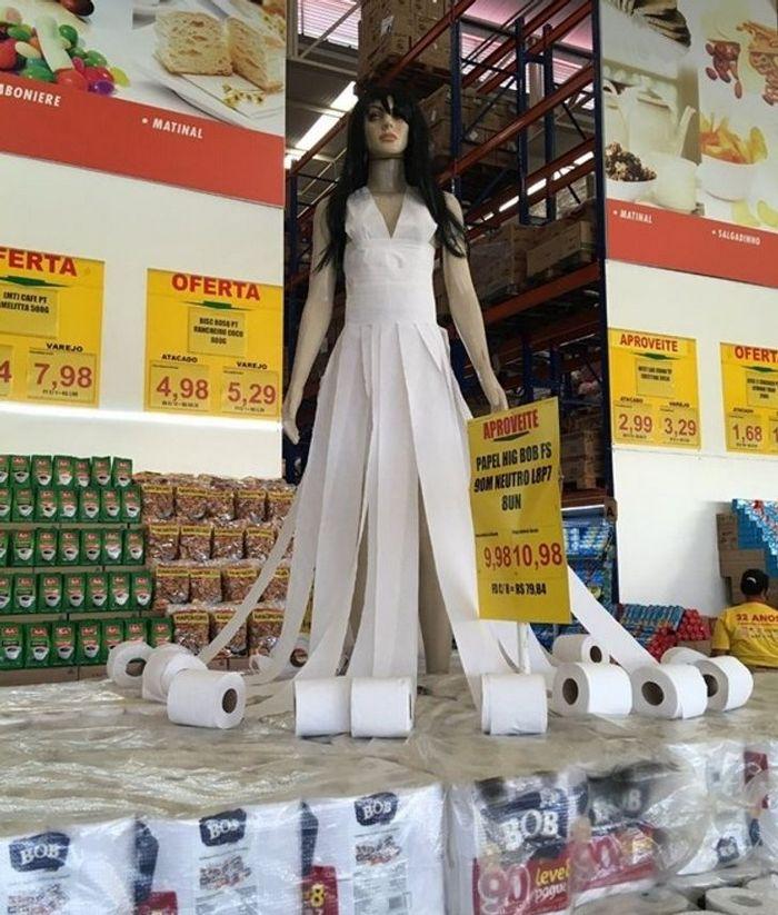 26 gênios brasileiros da decoração de supermercado 13