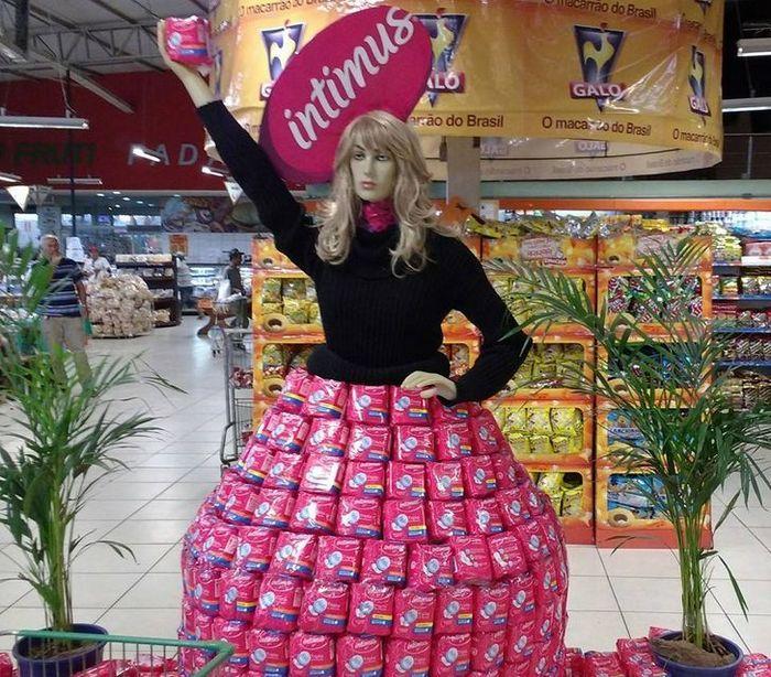 26 gênios brasileiros da decoração de supermercado 14