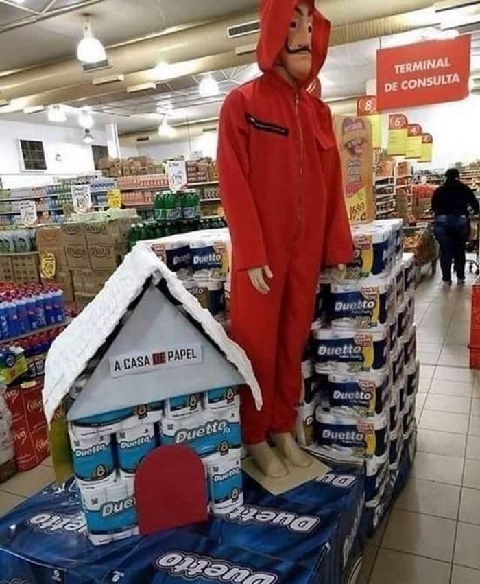 26 gênios brasileiros da decoração de supermercado 15