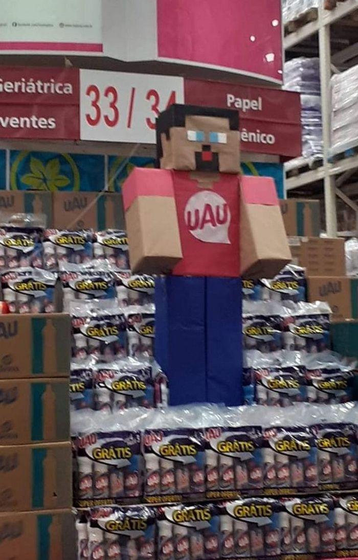 26 gênios brasileiros da decoração de supermercado 22