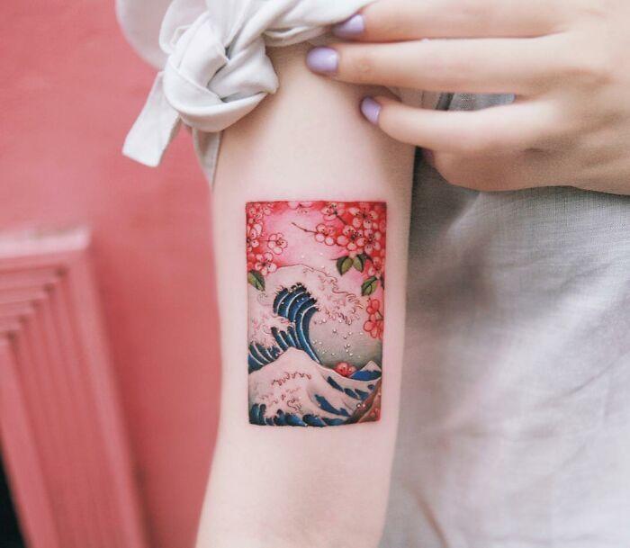 30 ideias de tatuagens por Sion Kwak 4
