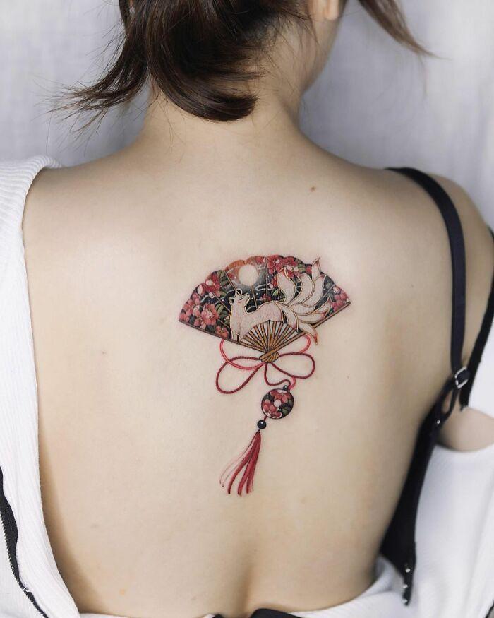 30 ideias de tatuagens por Sion Kwak 6