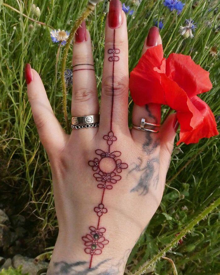 30 ideias de tatuagens por Sion Kwak 13