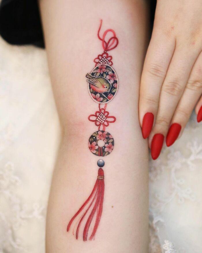 30 ideias de tatuagens por Sion Kwak 17