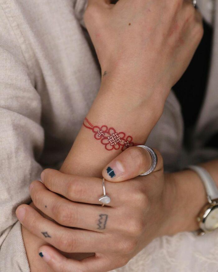 30 ideias de tatuagens por Sion Kwak 18