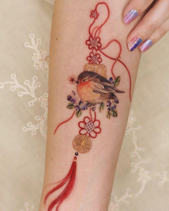 30 ideias de tatuagens por Sion Kwak 23