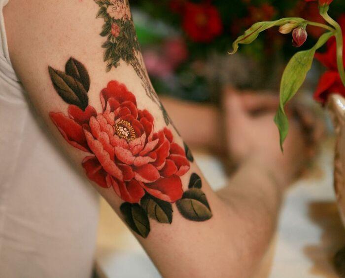 30 ideias de tatuagens por Sion Kwak 26