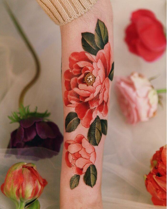 30 ideias de tatuagens por Sion Kwak 27