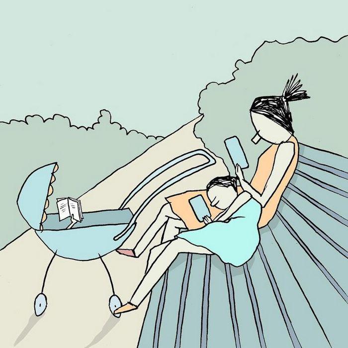 18 ilustrações de um artista que revela a verdadeira natureza do mundo moderno 10