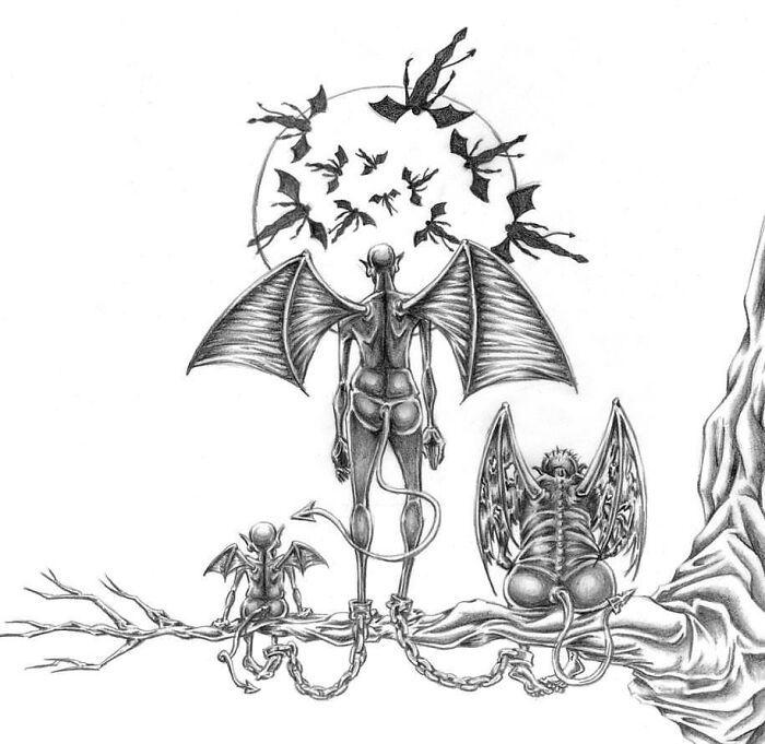 Os erros da sociedade atual em 55 ilustrações controversas 10