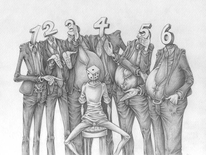 Os erros da sociedade atual em 55 ilustrações controversas 12