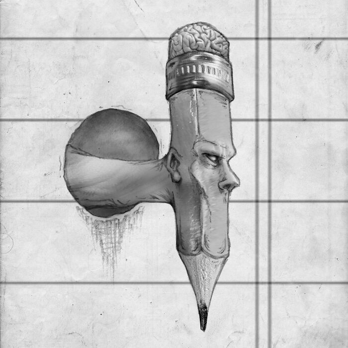 Os erros da sociedade atual em 55 ilustrações controversas 36