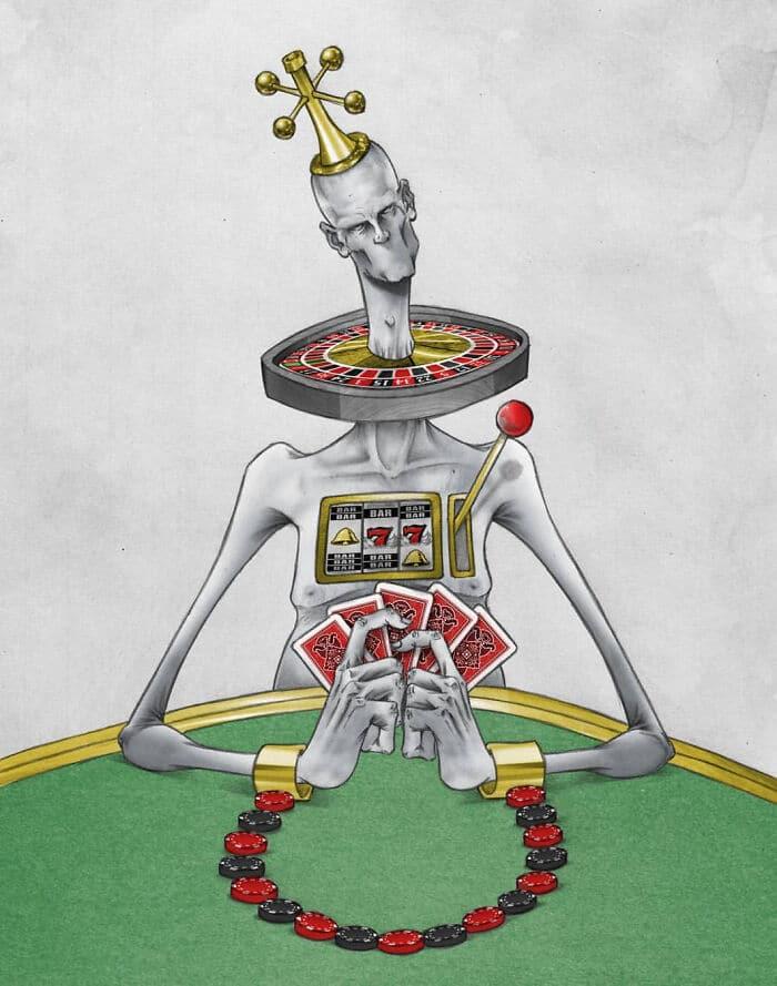 Os erros da sociedade atual em 55 ilustrações controversas 43