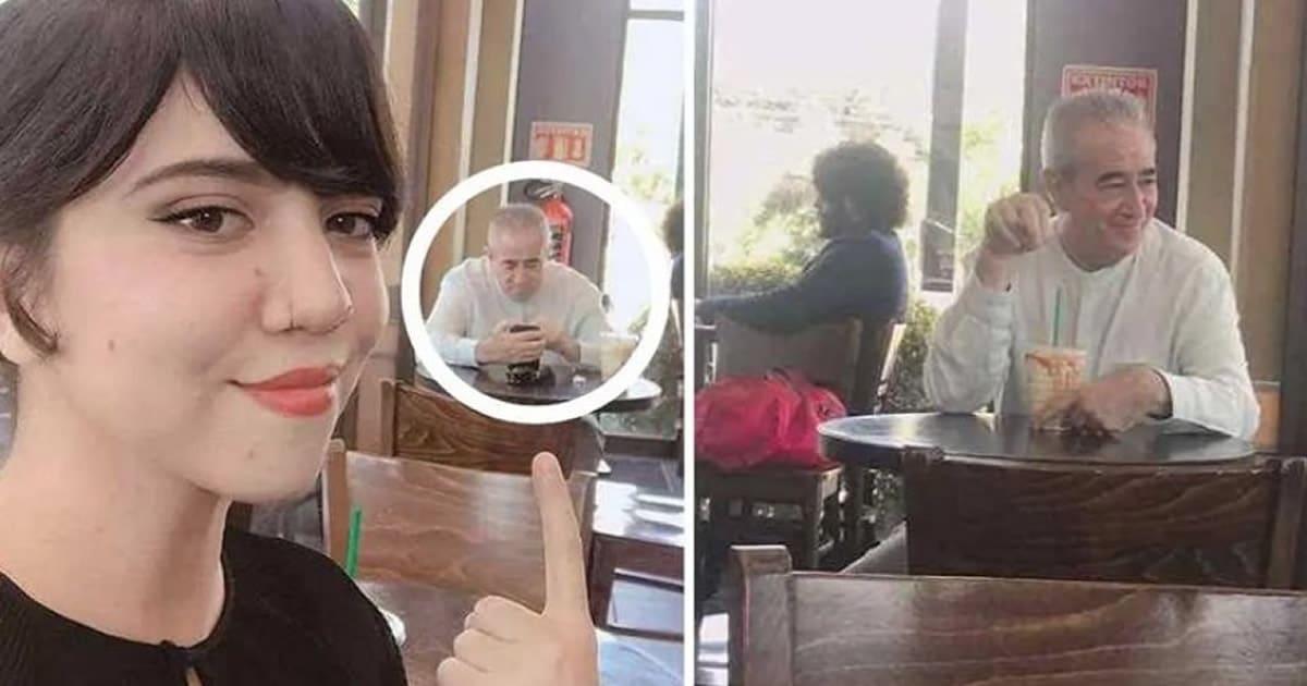 Pai acompanha filha em encontro do Tinder 25