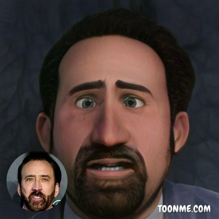40 pessoas famosas se transformaram em personagens da Pixar com a ajuda do ToonMe 15