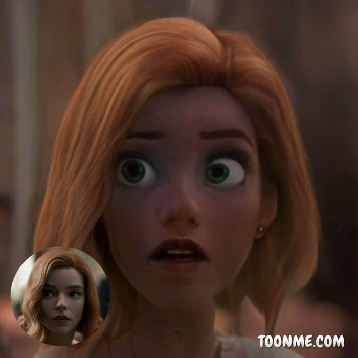 40 pessoas famosas se transformaram em personagens da Pixar com a ajuda do ToonMe 21