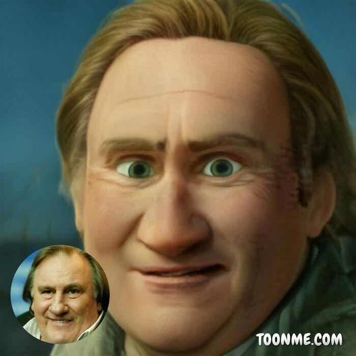 40 pessoas famosas se transformaram em personagens da Pixar com a ajuda do ToonMe 25