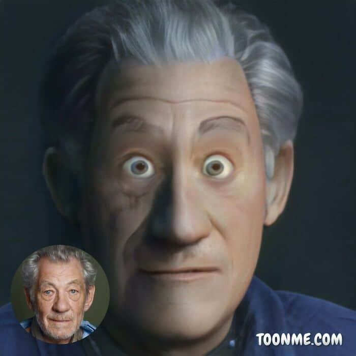 40 pessoas famosas se transformaram em personagens da Pixar com a ajuda do ToonMe 28