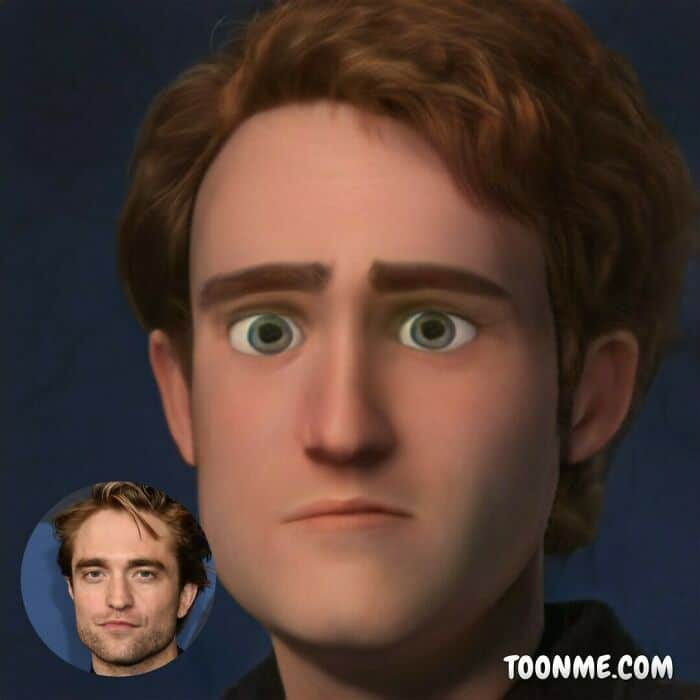 40 pessoas famosas se transformaram em personagens da Pixar com a ajuda do ToonMe 29