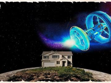 Em breve, as pessoas viajarão para fora do planeta Terra 6