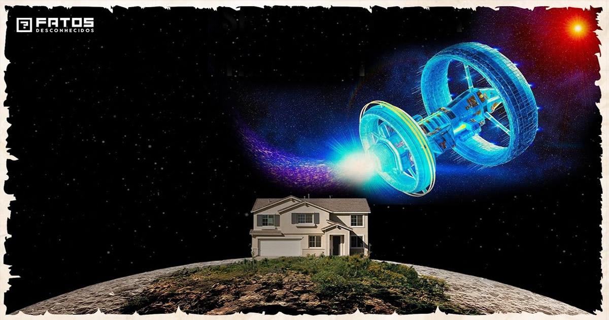 Em breve, as pessoas viajarão para fora do planeta Terra 9