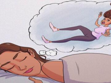 Por que às vezes temos a sensação de cair quando estamos dormindo? 27