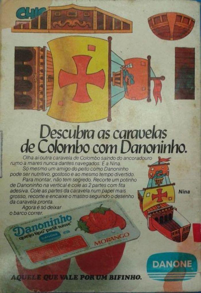 22 propagandas brasileiras antigas de guloseimas 4