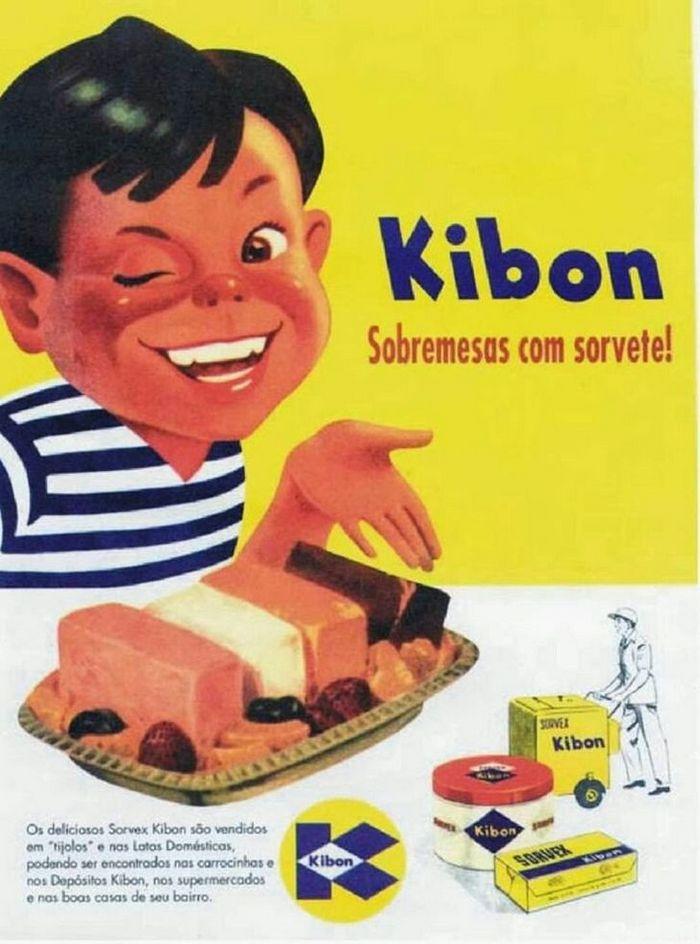22 propagandas brasileiras antigas de guloseimas 6