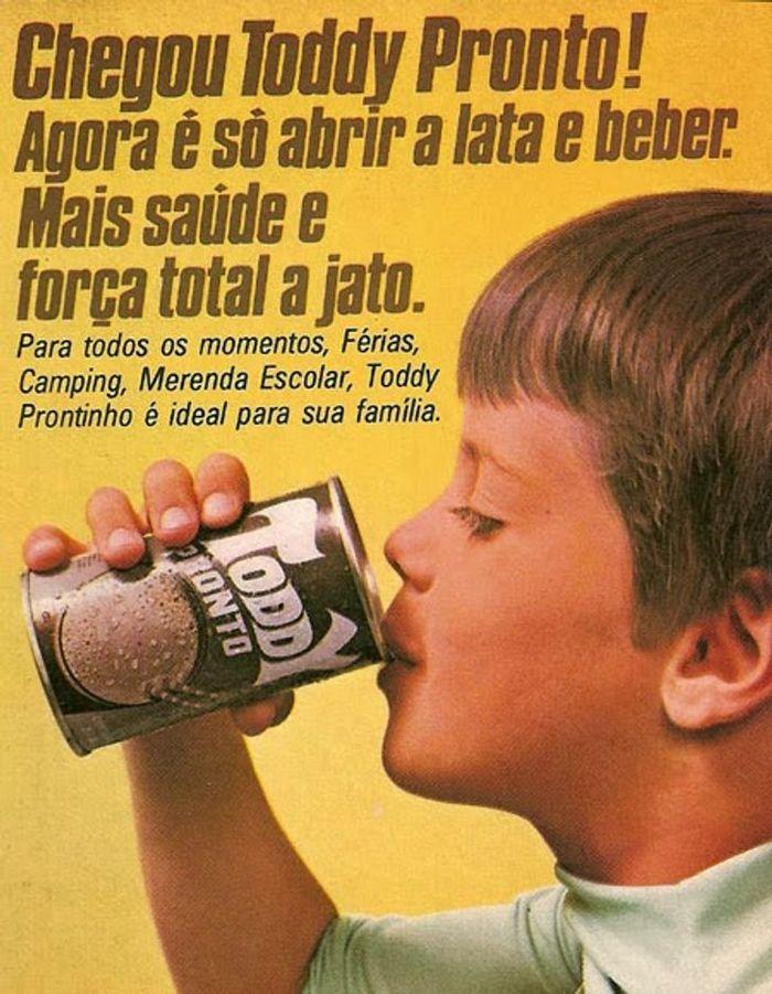 22 propagandas brasileiras antigas de guloseimas 7