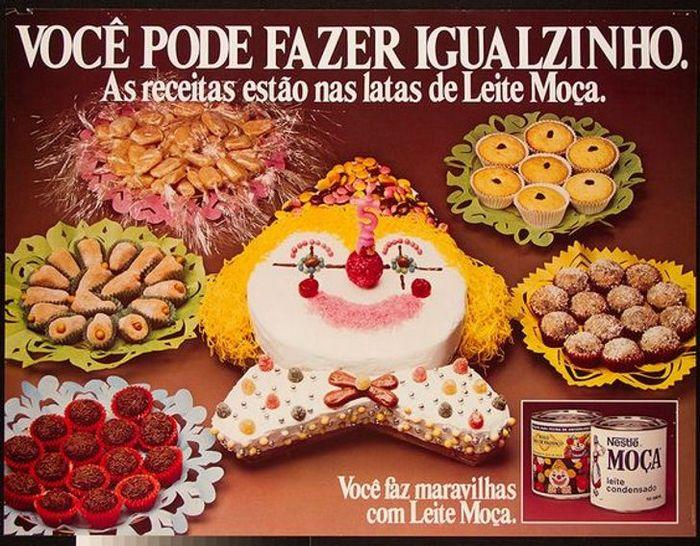 22 propagandas brasileiras antigas de guloseimas 9
