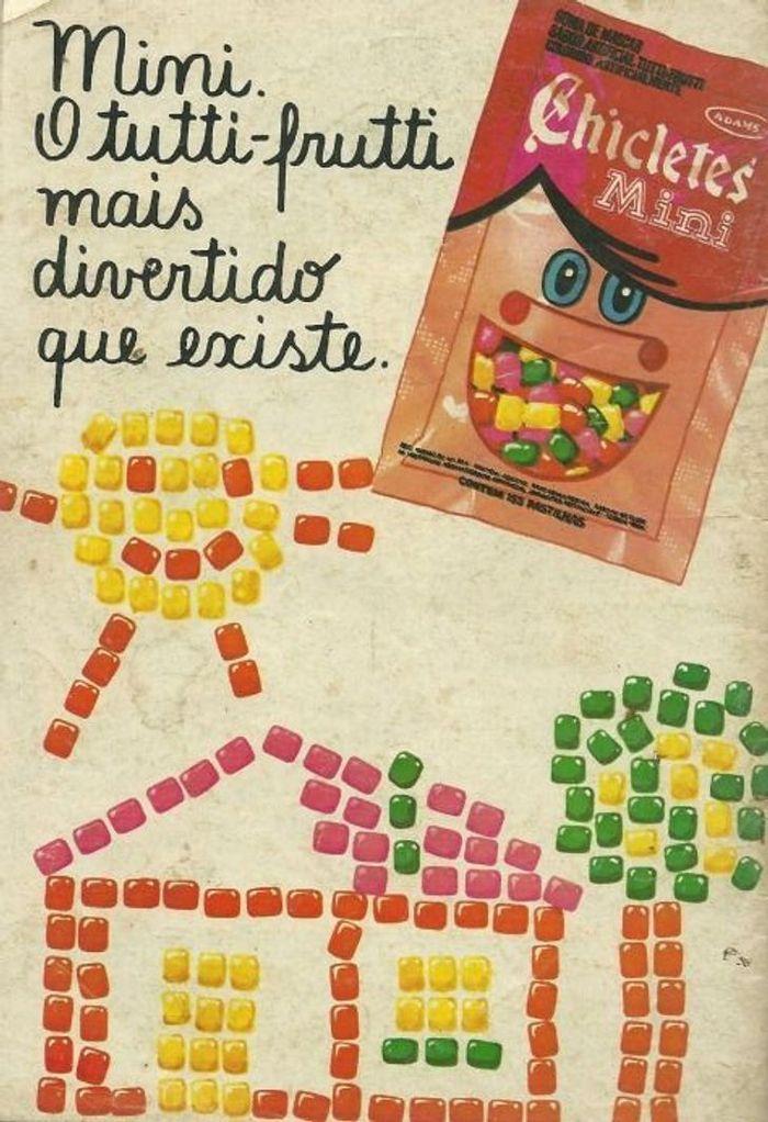 22 propagandas brasileiras antigas de guloseimas 11