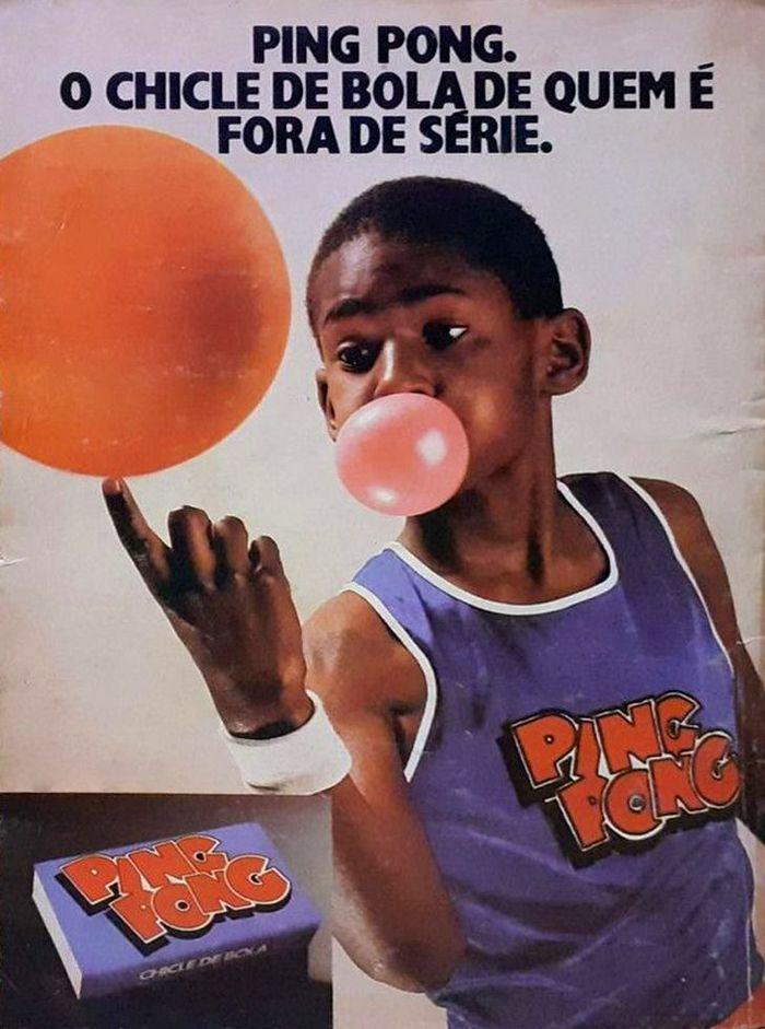 22 propagandas brasileiras antigas de guloseimas 12