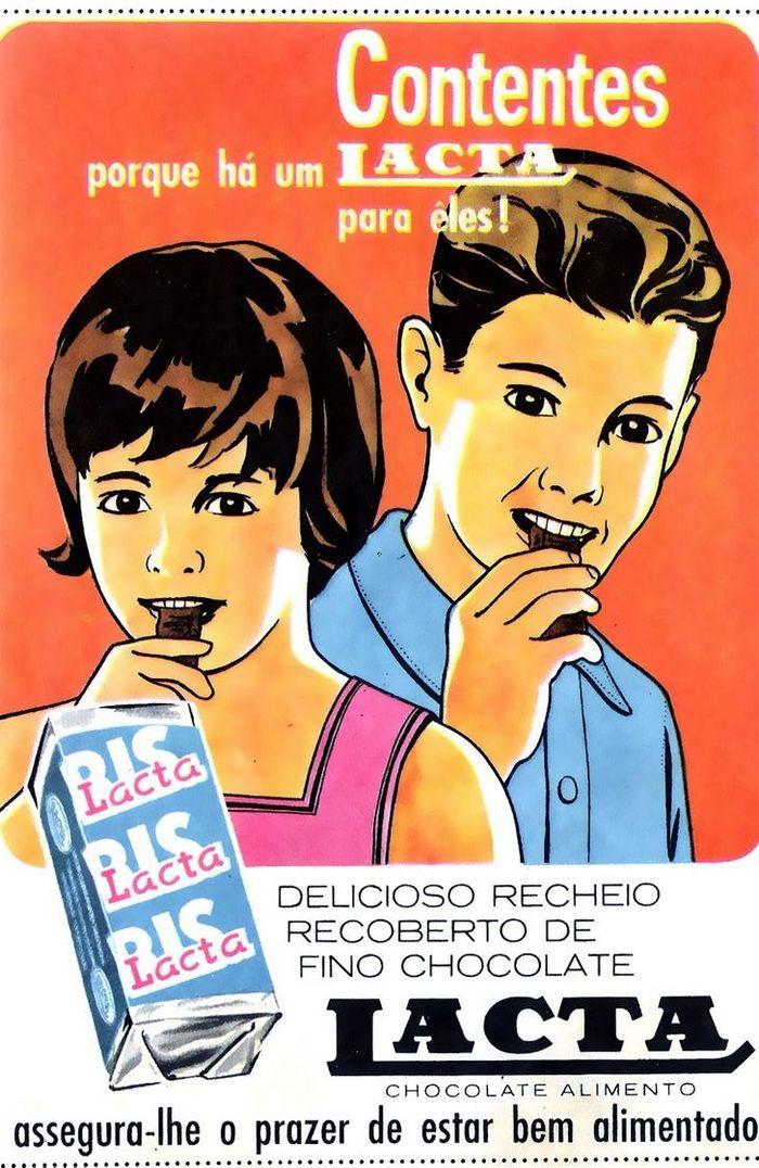 22 propagandas brasileiras antigas de guloseimas 14