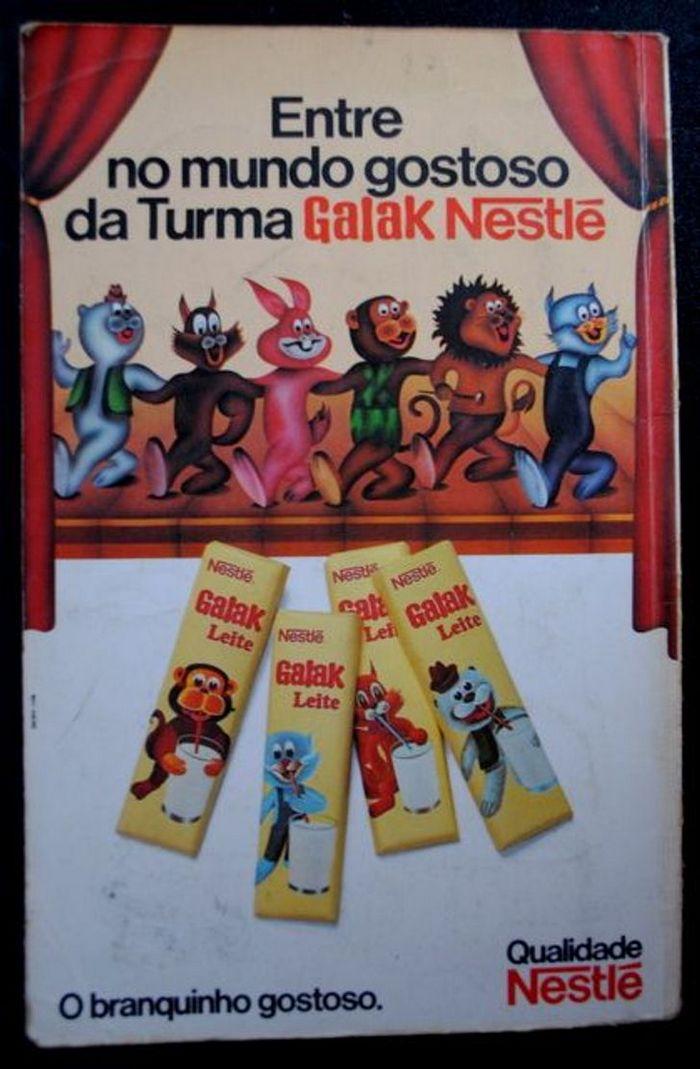 22 propagandas brasileiras antigas de guloseimas 15