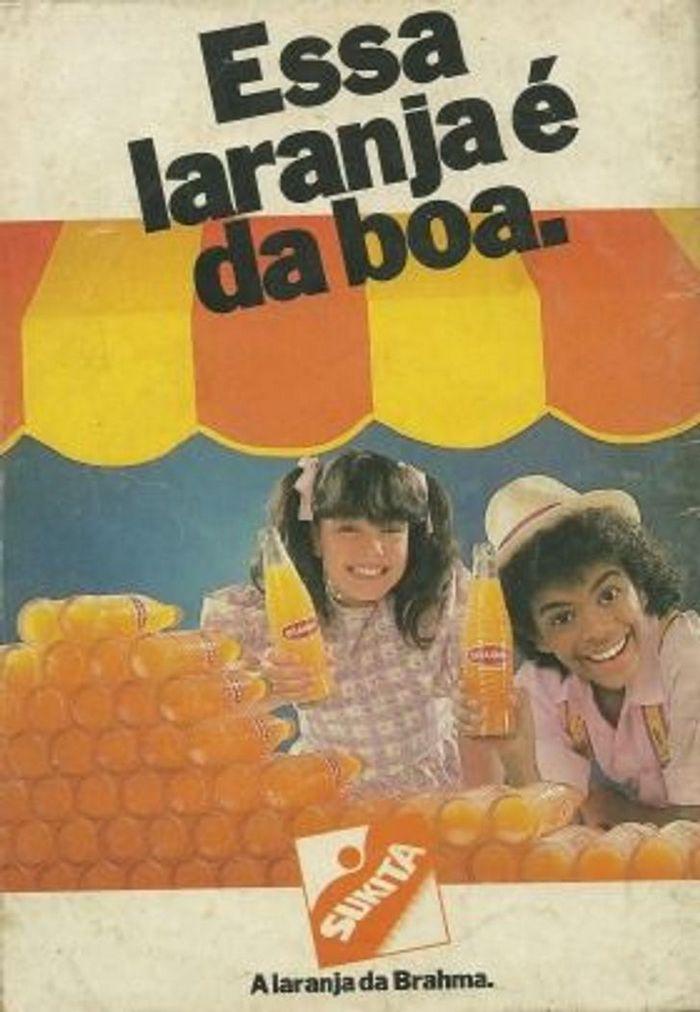 22 propagandas brasileiras antigas de guloseimas 23