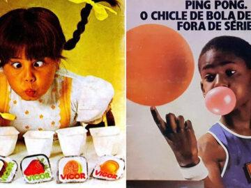 22 propagandas brasileiras antigas de guloseimas 31