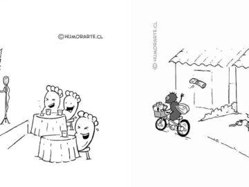 30 quadrinhos curtos e humorísticos de Karlo Ferdon 50