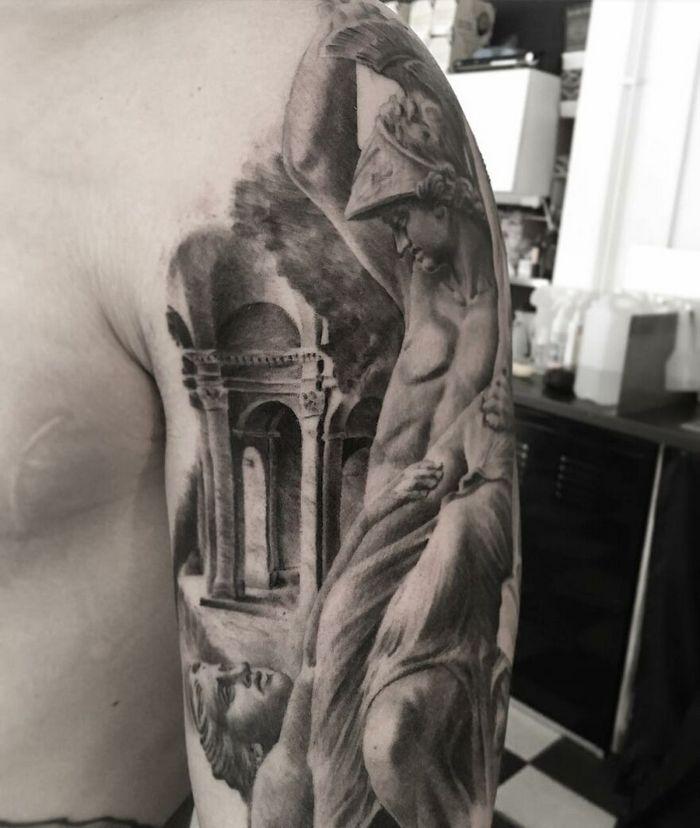 40 tatuagens impressionantes por um artista sueco 3