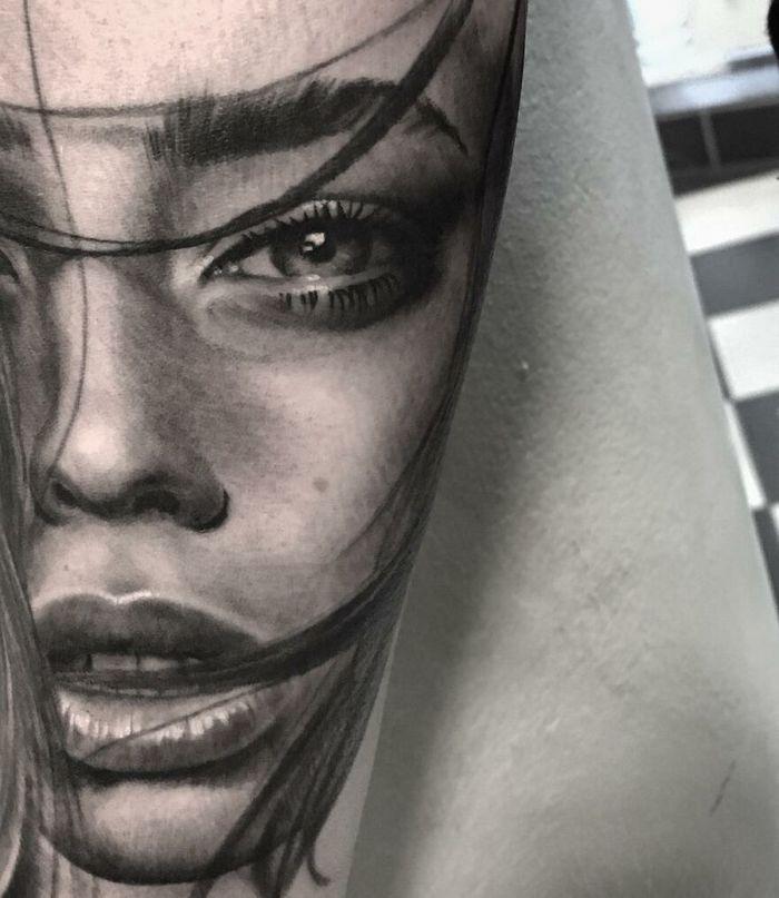 40 tatuagens impressionantes por um artista sueco 4