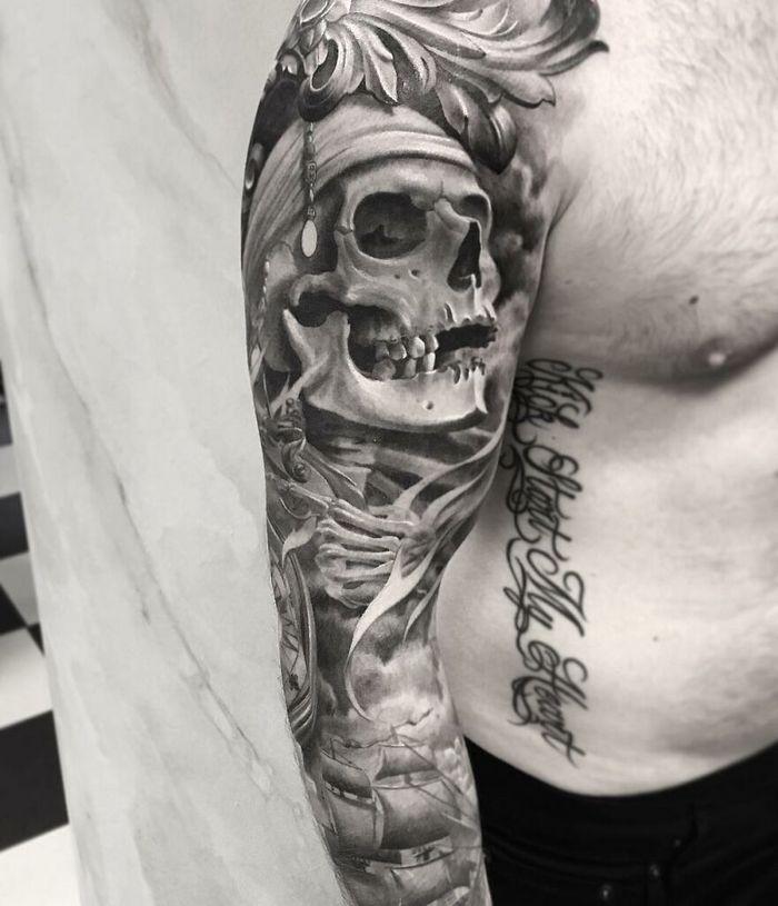 40 tatuagens impressionantes por um artista sueco 5