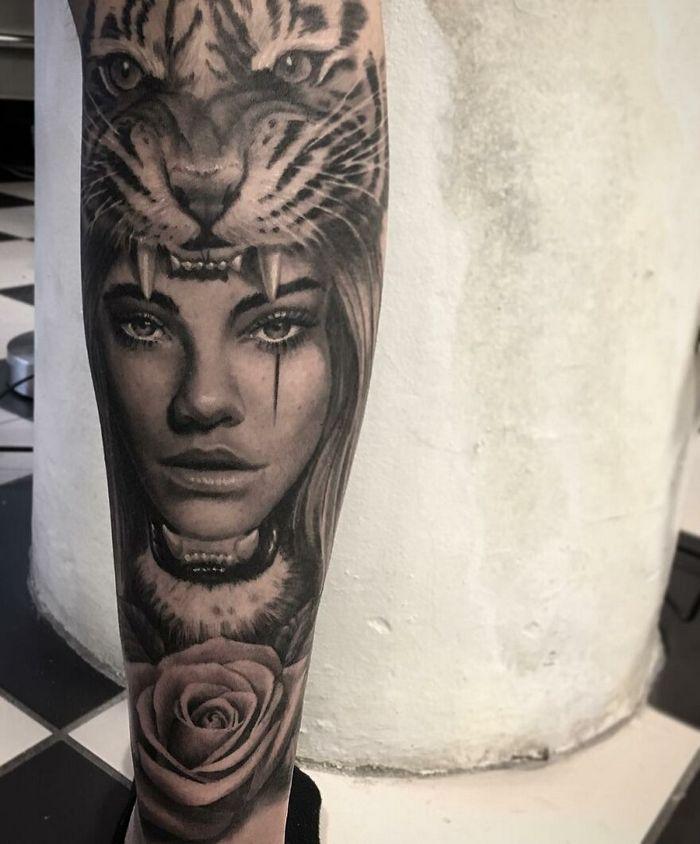 40 tatuagens impressionantes por um artista sueco 6