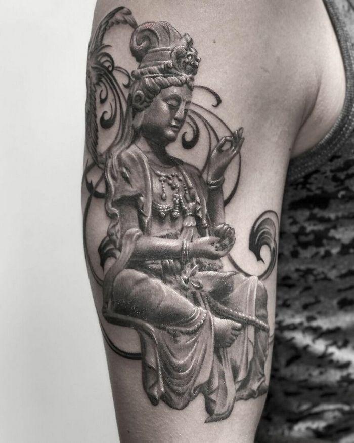 40 tatuagens impressionantes por um artista sueco 12
