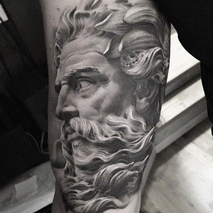 40 tatuagens impressionantes por um artista sueco 17