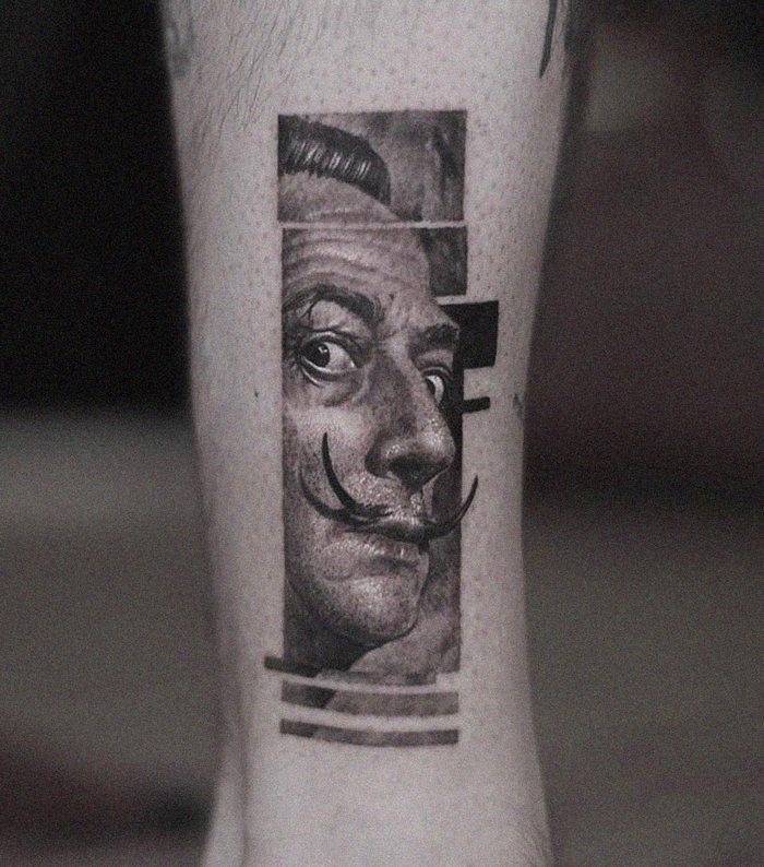 40 tatuagens impressionantes por um artista sueco 18