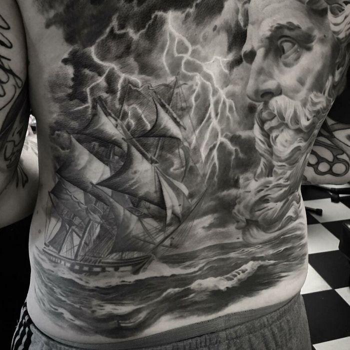 40 tatuagens impressionantes por um artista sueco 30