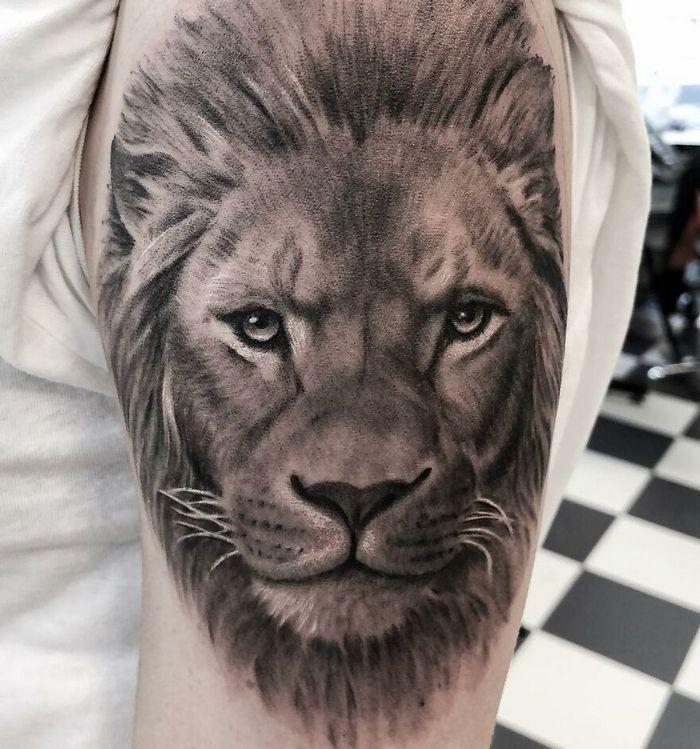 40 tatuagens impressionantes por um artista sueco 33