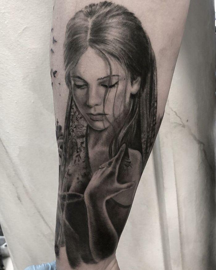 40 tatuagens impressionantes por um artista sueco 35