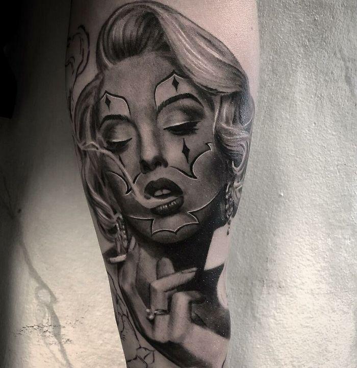 40 tatuagens impressionantes por um artista sueco 37
